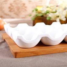 ceramic egg trays factory direct export european creative ceramic egg tray egg