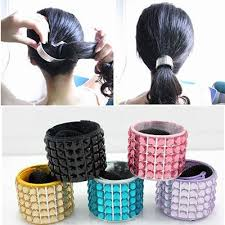 pop bands hair fashion hair band elastic hair accessories with pop style shiny acrylic glasses sequins jpg