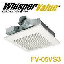 bathroom exhaust fan 50 cfm panasonic fans whispervalue fv 05vs3 bathroom exhaust fan 50