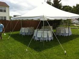 pole tents product categories rainy day party rentals