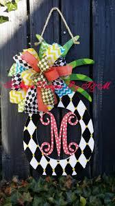 harlequin home decor best 25 initial door letters ideas on pinterest letter door