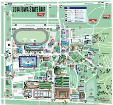 state fair map map of iowa state fairgrounds my