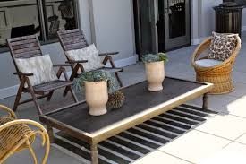low outdoor coffee table rascalartsnyc