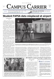 news paper writing college newspaper writing and layout sample student data missing