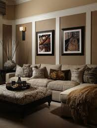 wall design ideas for living room 33 beige living room ideas black glass chrome and brown