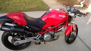 ducati monster 620 motorcycles for sale