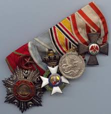 Ottoman Medals German Colonial Uniforms Medals Awarded To German Colonial And