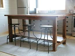 rustic high top table high top kitchen island communal setups top list of new kitchen