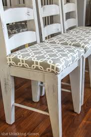 Dining Chair Seat How To Reupholster A Chair Seat The No Mess Method The Thinking