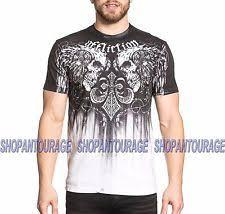 men s affliction men s t shirts ebay