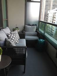 Small Space Patio Furniture by Small Balcony Furniture Option Homesfeed
