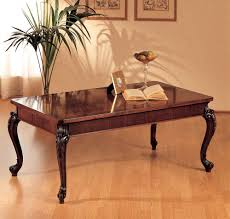 Traditional Coffee Tables by Traditional Coffee Table Luxury With Glass Top For Villa