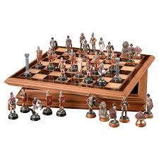 romans and egyptians chess set luxury board games luxury men u0027s