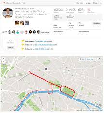 Tour De France Map by Tour De France 2017