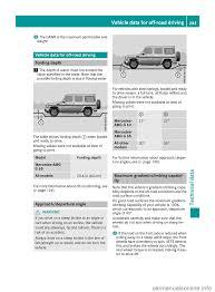 mercedes benz g class 2017 w463 owner u0027s manual