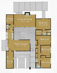 awesome joseph eichler house plans photos 3d designs home hahnow
