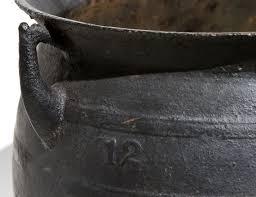 antique pot metal ls large antique cast iron cauldron farmhouse antiques