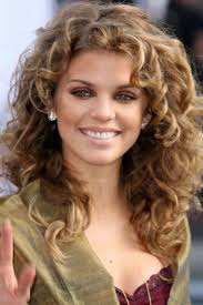 medium length trendy hairstyles mid length trendy curly hair style for celebration 5