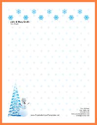 7 christmas letterhead templates word company letterhead