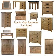 Rustic Furniture Bedroom Sets - rustic oak bedroom furniture uk modrox com