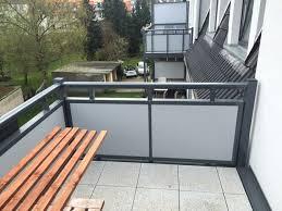 balkon abdeckung balkonsichtschutz möbel ideen und home design inspiration
