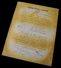back to the future 3 doc u0027s three page letter to marty 18329