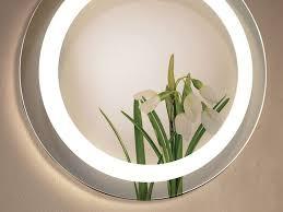 Specchio Per Bagno Ikea by Specchio Bagno Led Tondo Miami