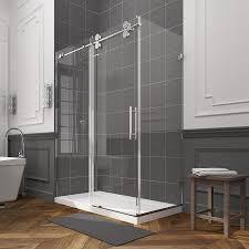 Glass Door Shower Home Designs Bathroom Glass Door Glorious Glass Door Shower Shop