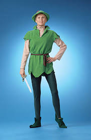 Peter Pan Halloween Costumes Adults Adults Peter Pan Fancy Dress Barenaked Lady Stick