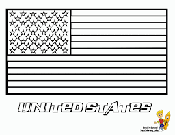 Hawaii Flag Coloring Page Qlyview Com Flag Color Page