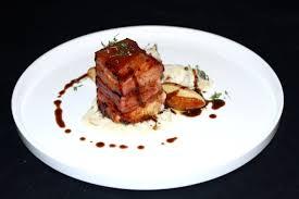 cuisiner poitrine de porc découvrez le recette du chef sylvie grucker pour l édition 2016 de
