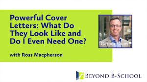 powerful cover letters with ross macpherson on vimeo