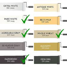 pottery barn paint color sherwin williams pottery barn kids color