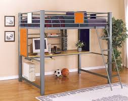 Kid Bunk Beds With Desk by Bedroom Inspiring Picture Of Teenage Bedroom Decoration Using