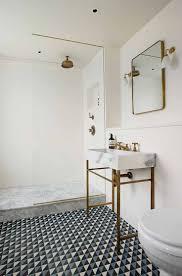 Black And White Bathroom Ideas by 168 Best Decor Bathrooms Images On Pinterest Room Bathroom