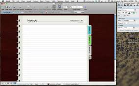 how to mac word notebook layout youtube