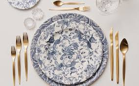 Fancy Place Setting Bridal Trends With Ally Considine