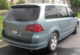 vw minivan file 2009 volkswagen routan se rear 09 28 2008 jpg wikimedia
