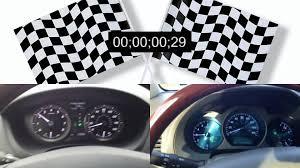 lexus es whatcar performance test lexus 2006 gs300 vs lexus 2012 es350 youtube