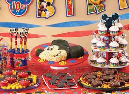 mickey mouse sweets u0026 treats ideas party city
