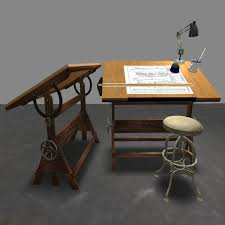 Collapsible Drafting Table Wall Mounted Folding Drafting Table Plans Ceaseless28gnq