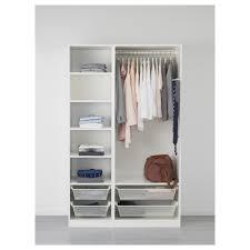 Ikea Arlon Schlafzimmer Pax Kleiderschrank 125x60x201 Cm Scharnier Sanft Schließend Ikea