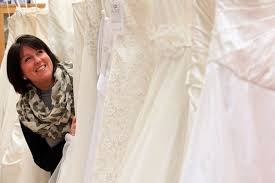 wedding dress newcastle newcastle boutique owner donates thousands of pounds worth of
