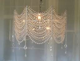 and pearl chandelier diy chandelier chandeliers master