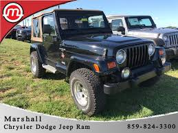 used jeep wrangler under 6 000 for sale used cars on buysellsearch