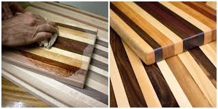 how to make a butcher block cutting board how tos diy and how to make a cutting board top 5 tips how to care for your wood cutting board astig vegan also how to
