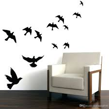 bird wallpaper home decor wall decal modern fashion bird wall sticker decor animal home