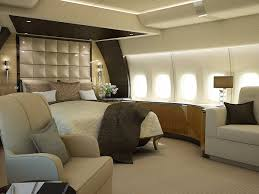 the first boeing 747 8 private jet is here and it u0027s a palace in