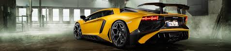 yellow lamborghini png one of the more noticeable features of the novitec vossen nv1 is