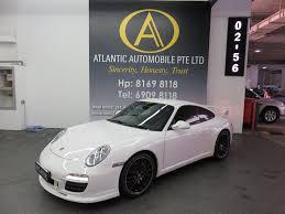 used porsche 911 singapore buy used porsche 911 s 3 8 smt car in singapore 196 800